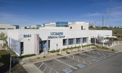 UC Davis Medical Building