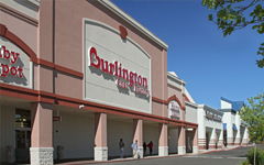 Net Leased Burlington Coat