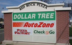 Red Rock Plaza