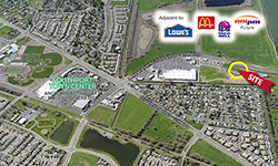 West Sacramento Retail Pad
