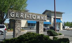 GeriTowne Pad