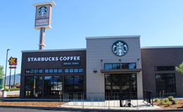 Yreka Starbucks