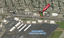 5936 Freeport Blvd Land